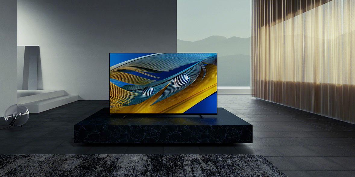 Sony A80J Bravia XR OLED