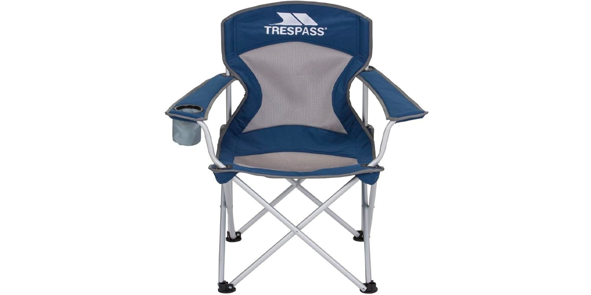 Trespass Deluxe Camping Chair