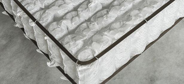 A pocket sprung mattress