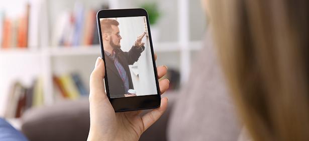 Smart doorbell phone 480354