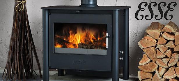 Esse wood burning stove 480839
