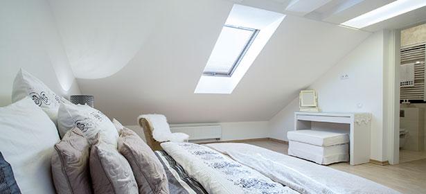 Loft bedroom 436696