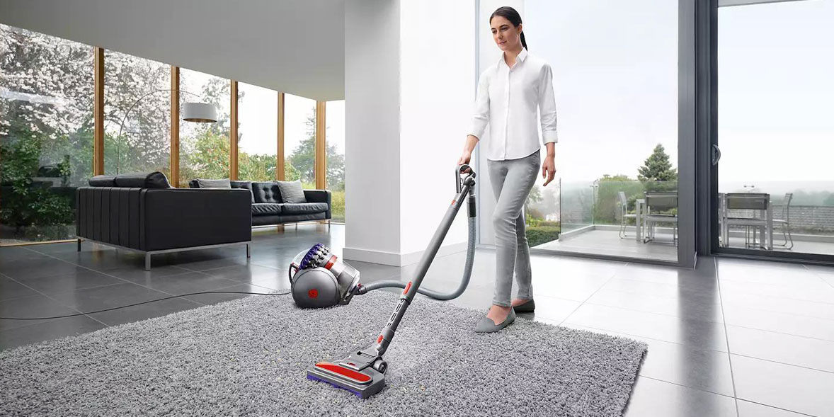 Dyson Big Ball corded vacuum cleaner