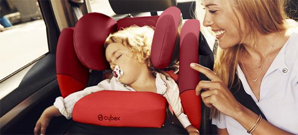 Cybex child car seat