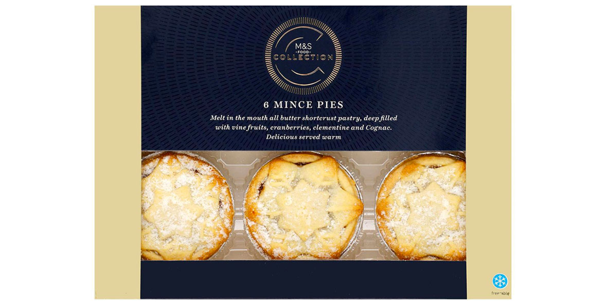 M&S Collection Mince Pies