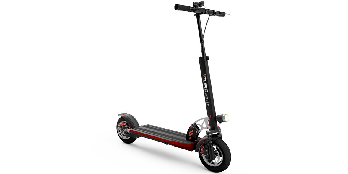 Furo Systems Fuze electric scooter