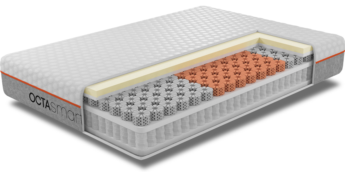Dormeo Octasmart Hybrid mattress