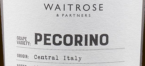 Waitrose & Partners Sparkling Pecorino NV