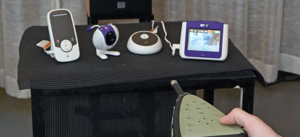 Baby monitor tests