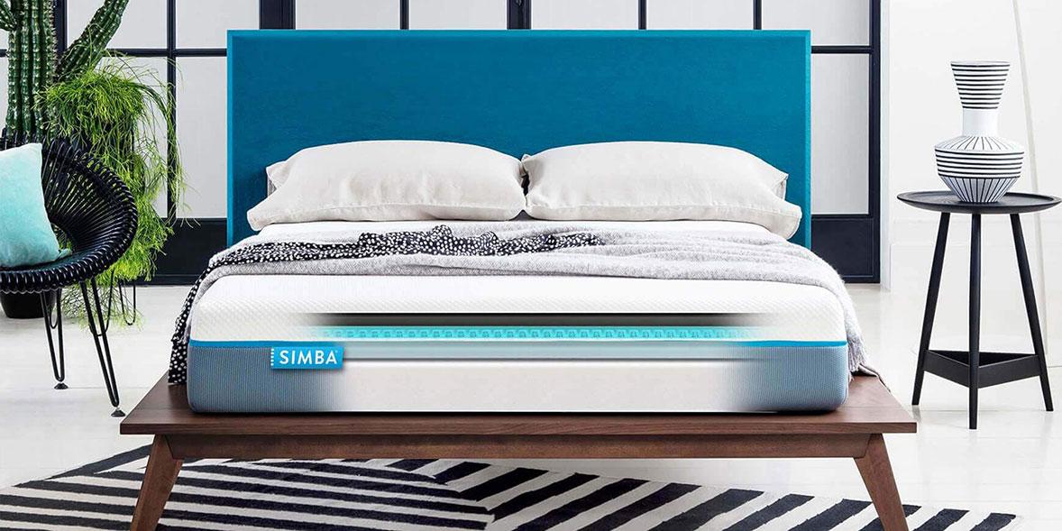 Simba Hybrid mattress