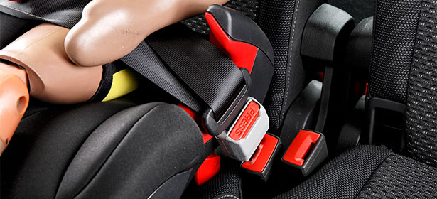 seat belt buckle extender clip for car seat