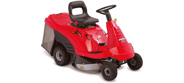 Honda ride-on lawn mowers