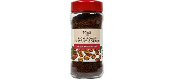 M&S Rich Roast instant coffee