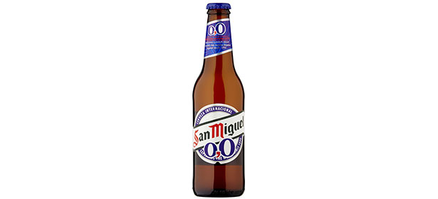 San Miguel 0,0% Alcohol Free Beer