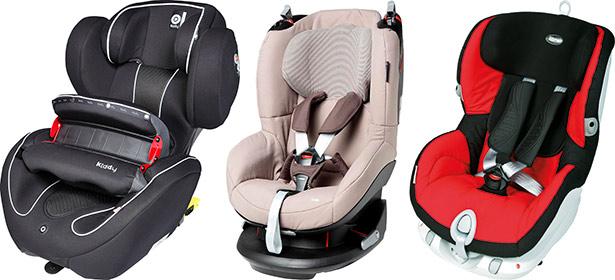 Group 1 car seats
