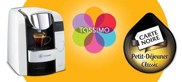 Tassimo pod coffee machine