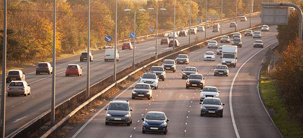 Hybrids-motorway