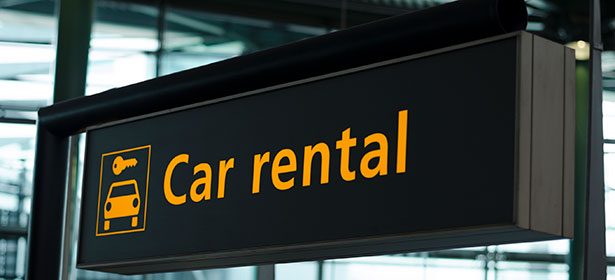 Car hire logged out 454325