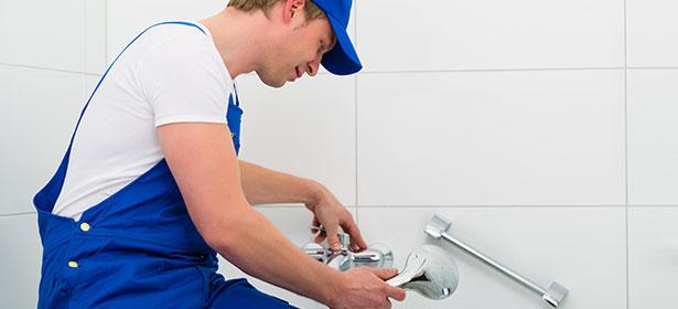 Plumbing shower