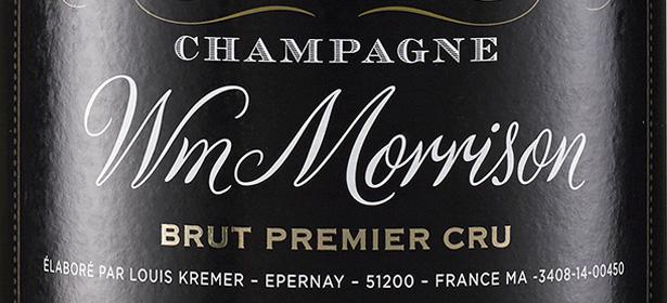 Morrisons The Best Premier Cru Champagne